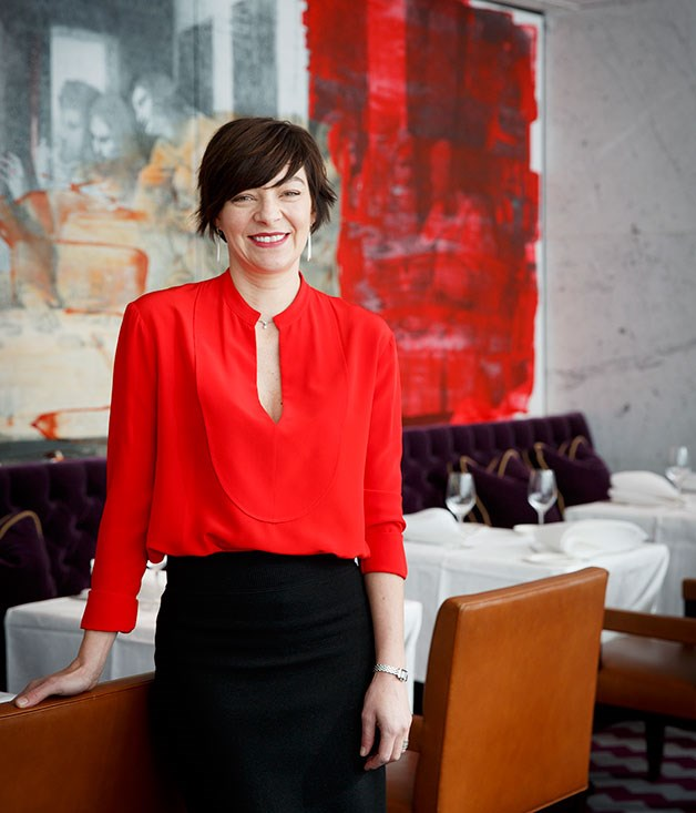 "**MAÎTRE D' OF THE YEAR** Vanessa Crichton, [Rosetta, Melbourne](http://www.gourmettraveller.com.au/dining-out/restaurant-reviews/rosetta-melbourne-restaurant-review-4256|target=""_blank"")  Photography Marcel Aucar"