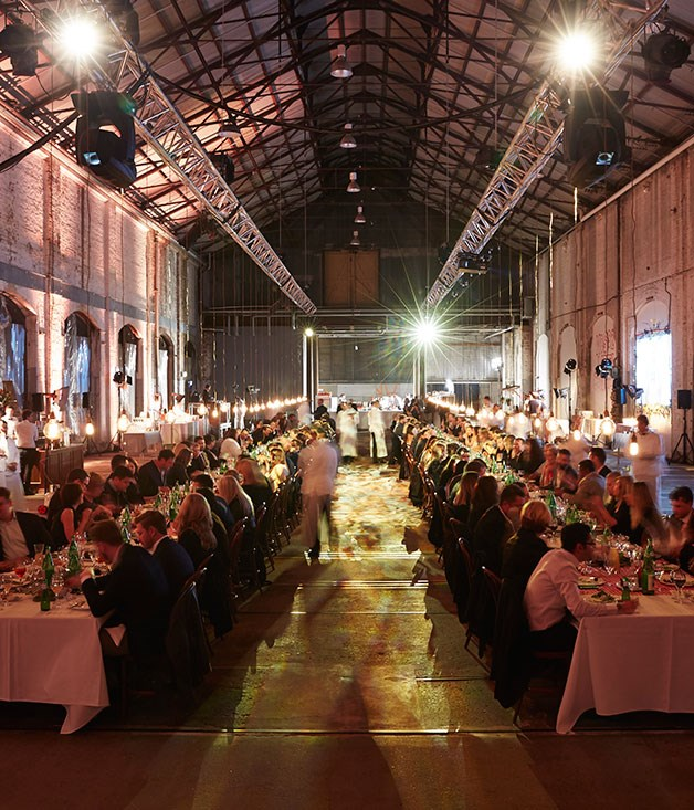 Gourmet Traveller National Restaurant Awards 2016