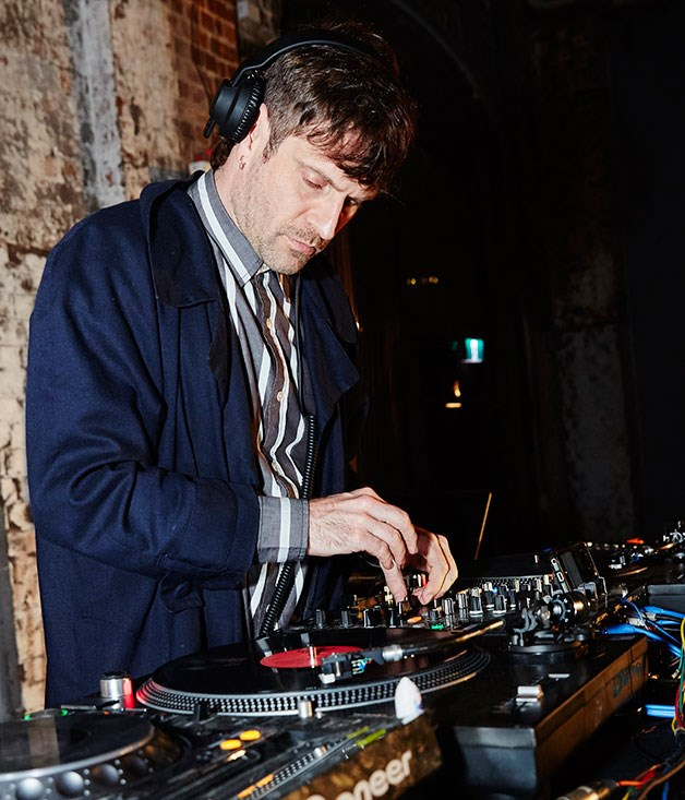 **** DJ Touch Sensitive.
