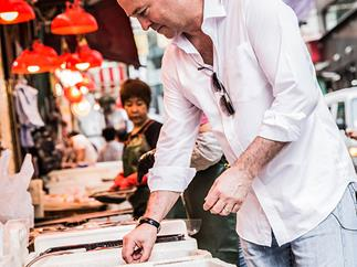 Neil Perry's guide to Hong Kong