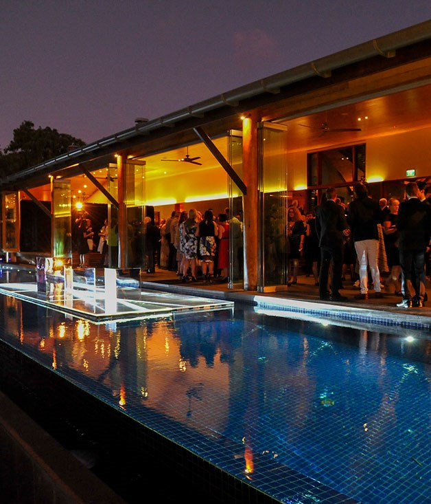 **** The Net-a-Porter Fashion Experience at the Long Pavilion, Qualia.