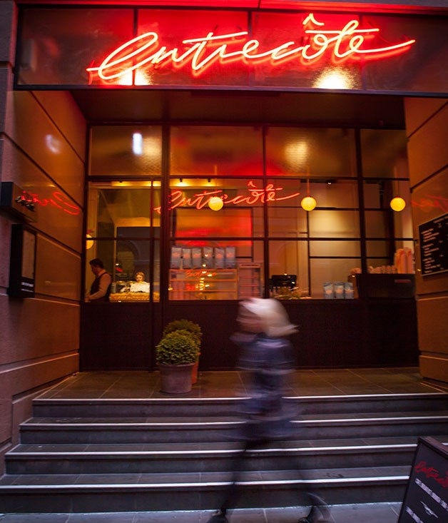Alfred Place Melbourne Restaurant French