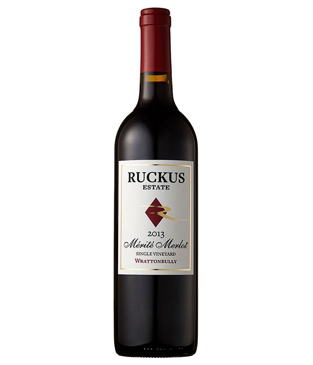 """**2013 Ruckus Estate Mérité Merlot** From a vineyard planted with new merlot clones and made by Sue Bell of Bellwether in Coonawarra, this is an impressively elegant, perfumed wine - little red berries, aniseed and cinnamon - that should age gracefully in the cellar. Wrattonbully, SA, $50, [ruckusestate.com](http://www.ruckusestate.com """"Ruckus Estate"""")"""