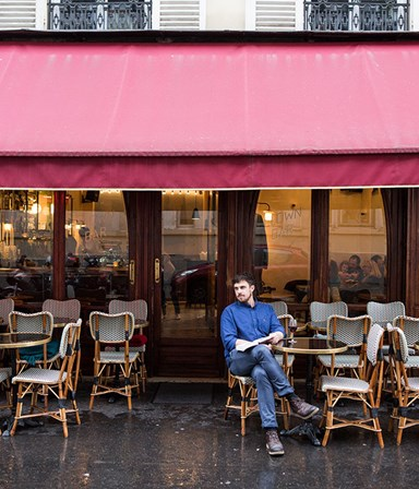 James Henry's guide to Paris