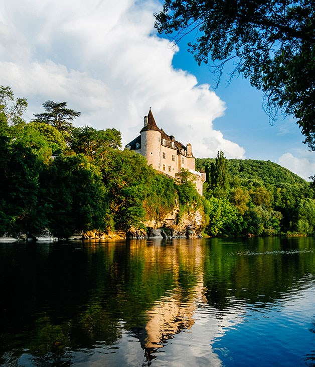**** Château de la Treyne in Lacave