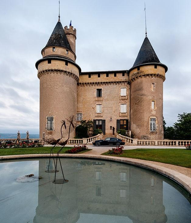 **** Château de Mercuès