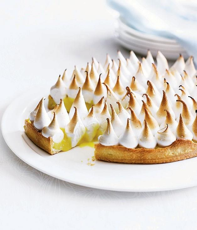 **Lemon meringue pie**