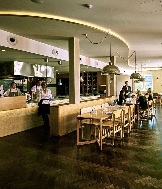 **** Silvereye restaurant