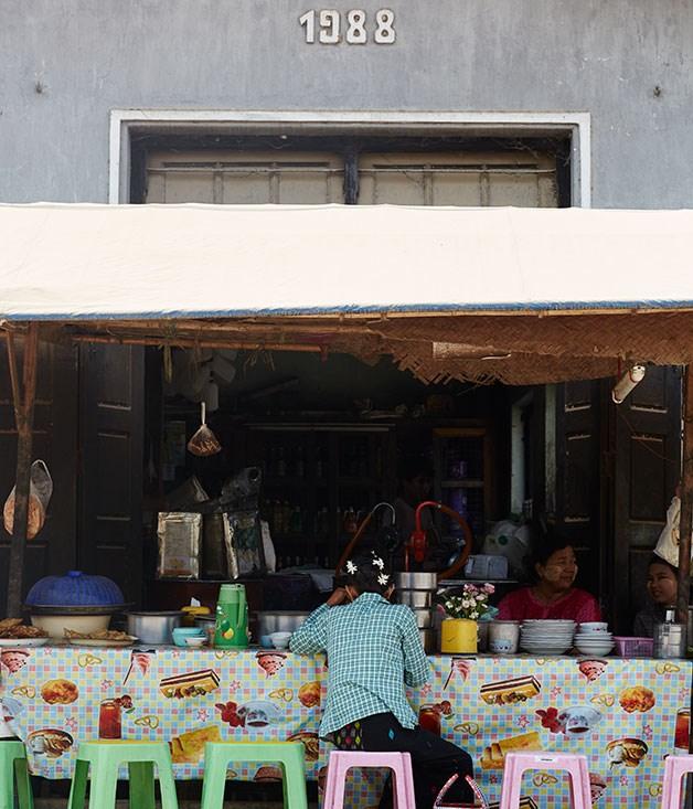 **** Thayetmyo Village Market