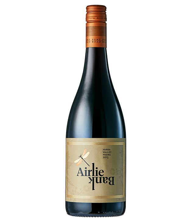 "**2015 Airlie Bank Cabernet Franc, Yarra Valley, Vic** Imagine placing a glossy black cherry, a few redcurrants and a small sage leaf on your tongue and then pressing gently up towards the roof of your mouth until the fruit skins burst open and the tangy juices soak into the herb.  $22, [puntroadwines.com.au](http://www.puntroadwines.com.au ""Punt Road Wines"")"