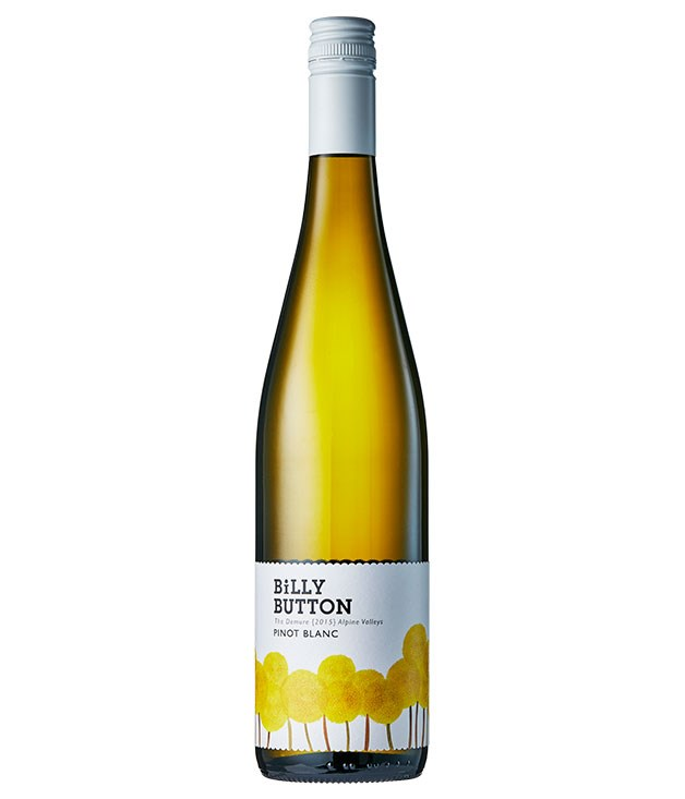 "**2015 Billy Button ""The Demure"" Pinot Blanc, Alpine Valleys, Vic** The new Billy Button label showcases lesser-known grape varieties. This is my pick of the 2015 vintage: a light, dry wine with powdery minerality, it reminds me of crisp Swiss whites to wash down a rich cheese fondue. $25, [billybuttonwines.com.au](http://www.billybuttonwines.com.au ""Billy Button Wines"")"