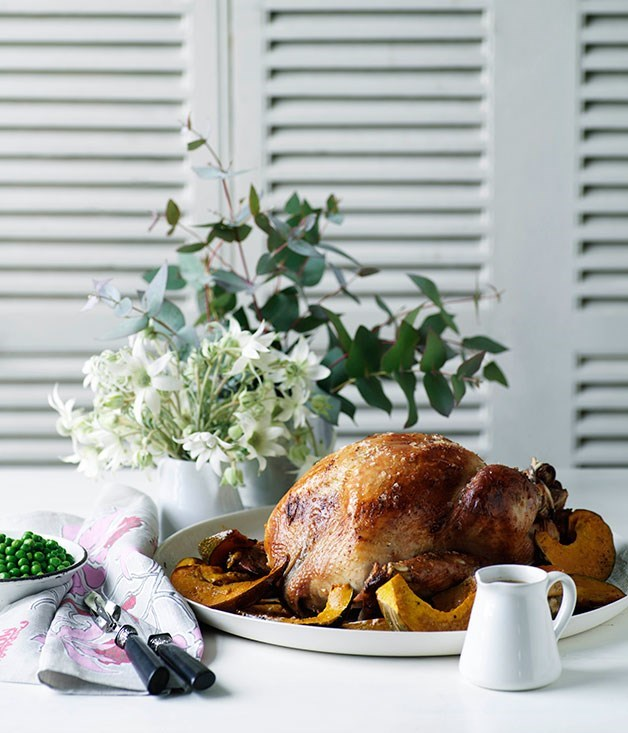 **Classic Roast Turkey**
