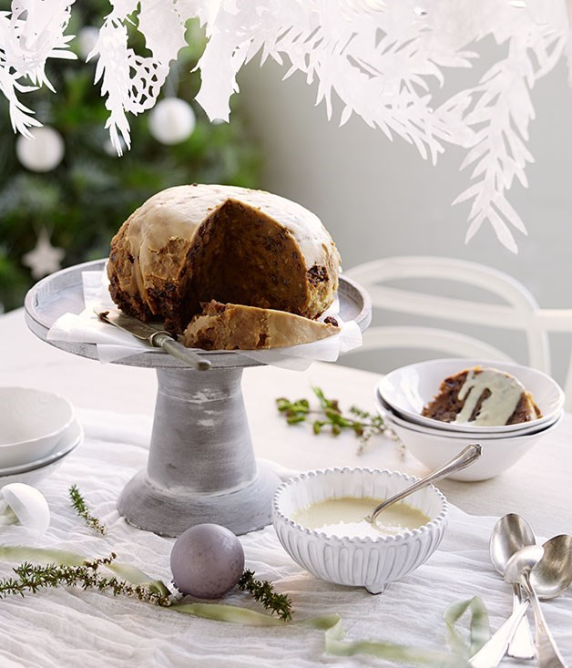 **Ronda's Christmas pudding**