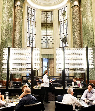 Sydney's best business lunches 2015