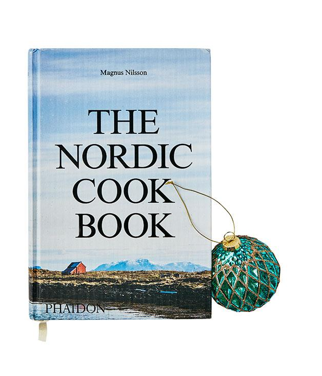 **The Nordic Cookbook, Magnus Nilsson** Regardless of your interest in cooking cod, let alone seal intestines, this is the must-buy book of the season. It's a hefty volume packed with history and carefully observed detail, all delivered with Fäviken chef Magnus Nilsson's quiet charisma. Rigorous, but also sane, humane and frequently brilliant. Must cook: a proper Jansson's temptation. (Phaidon, $59.95)