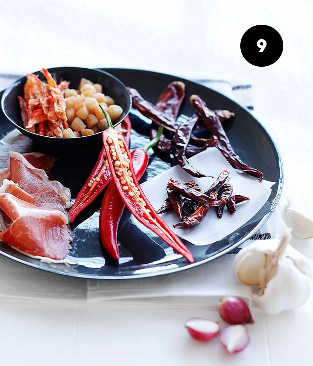 "**[XO sauce](https://www.gourmettraveller.com.au/recipes/browse-all/xo-sauce-14104|target=""_blank"")**"