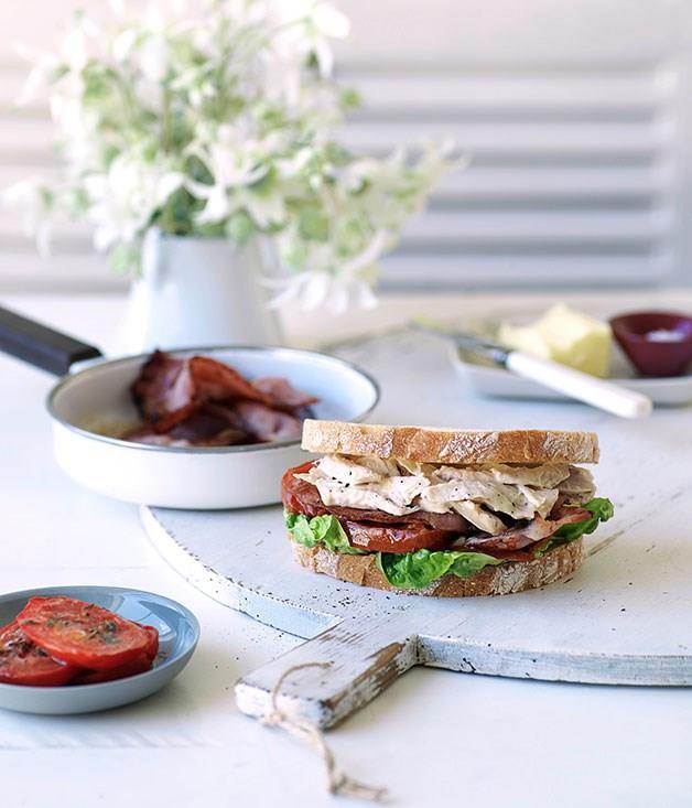 "[**Turkey sandwiches**](https://www.gourmettraveller.com.au/recipes/browse-all/turkey-sandwiches-10287|target=""_blank"")"