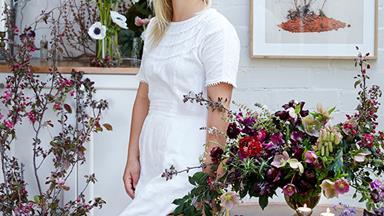 Meet your maker: florist Sophia Kaplan