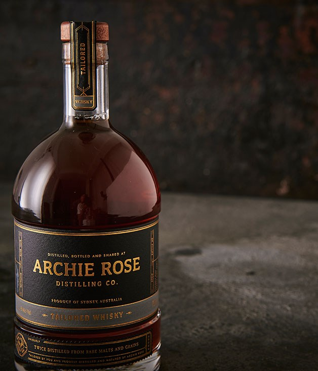 "**Archie Rose Spirits** The folks at Archie Rose Distilling Co. have developed an online platform where you can design your own spirit. For vodka or gin, you choose the botanicals, or for whiskey - single malt or rye - the type of wooden cask. _From $84, [archierose.com.au](https://archierose.com.au/ ""Archie Rose Spirits"")_"