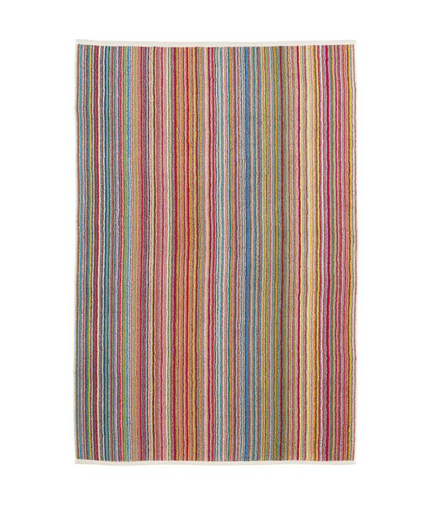 """**Sheridan """"Cancun"""" Recycled Yarn Beach Towel** Sheridan's new hammam towels range is as cosy as it is chic. We like the Cancun style, which is available in eye-catching midnight and fiesta hues._$84.95, [sheridan.com.au](http://www.sheridan.com.au/ """"Sheridan"""")_"""