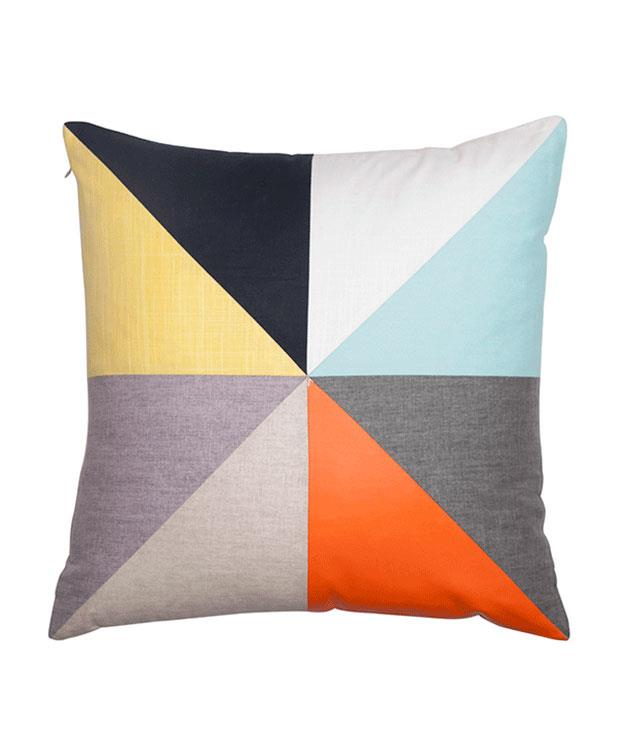 """**Megan Park Cushions** As bold as they are elegant, Megan Park's patchwork designs brighten up any space with flair. From _$99, [meganpark.com.au](http://meganpark.com.au/ """"Megan Park"""")_"""