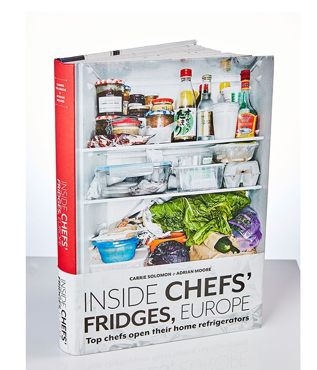 "**Inside Chefs' Fridges** Massimo Bottura, Magnus Nilsson, Sébastien Bras - you may have eaten at their restaurants but can you guess what they keep in their fridges? _$99.99, [taschen.com](http://taschen.com ""TASCHEN"")_[](http://newhollandpublishers.com/)"