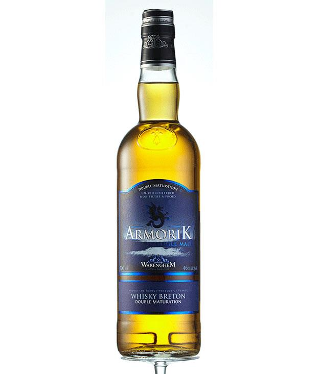 """**Armorik Double Maturation Whiskey** Move over Scotland - the French are distilling whiskey. And it's good stuff, too. Challenge the whiskey fanatic in the family with a blind tasting of Armorik's double maturation single malt, made in Brittany and aged in French oak and oloroso sherry casks. _$130, [lebarondesspirits.com](http://www.lebarondesspirits.com/ """"Lebaron des Spirits"""")_"""