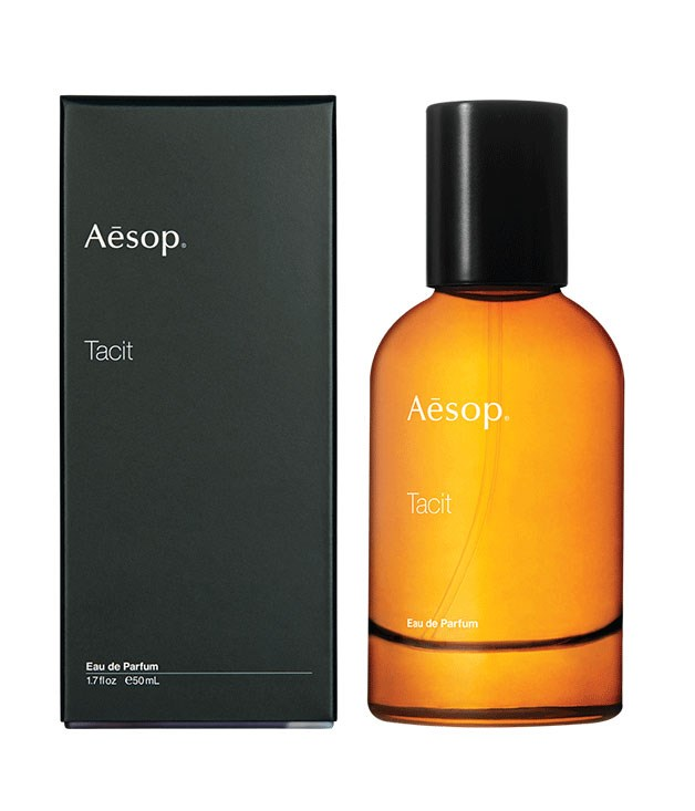 "**Aesop ""Tacit"" Eau de Parfum** For him or for her, Aesop's newest eau de parfum draws inspiration from the Mediterranean coastline. The result is delicate nuances of citrus and basil for a fresh start to the new year. _$110, [aesop.com](http://www.aesop.com/au/ ""Aesop"")_"