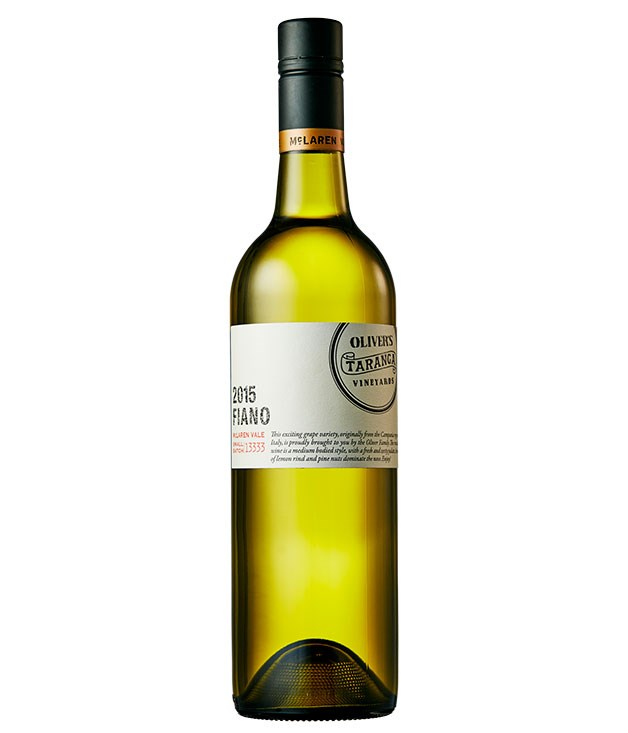 """**2015 Oliver's Taranga Fiano, McLaren Vale, SA** With a few vintages making fiano under their belts, the team at Oliver's Taranga has really nailed the variety: this has a rich pulpy texture and fragrant mouth-perfume but it finishes dry and super-refreshing. _$24, [oliverstaranga.com](http://www.oliverstaranga.com """"Oliver's Taranga"""")_"""