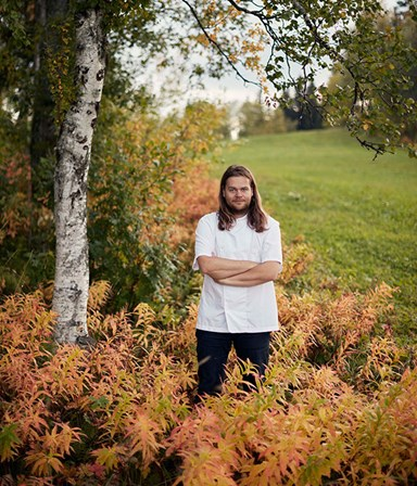Magnus Nilsson on Christmas