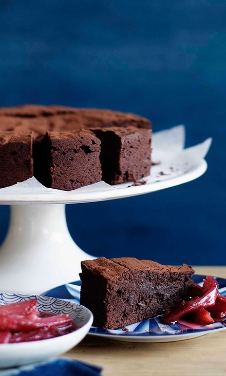 Chocolate Walnut And Coffee Cake Recipe