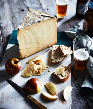 Artisan cheesemaking in Vermont