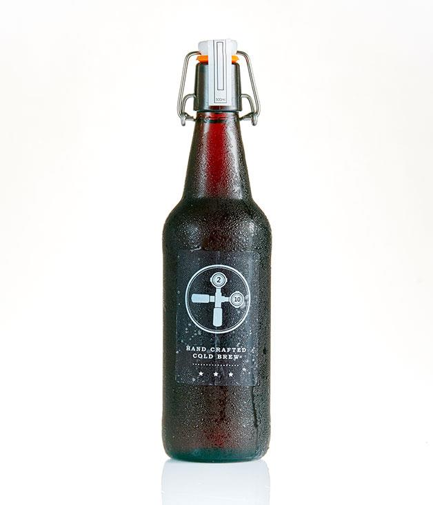 """**Two Before Ten, Canberra** _Hand-Crafted Cold Brew, $9.95 for 500ml, [twobeforeten.com.au](http://www.twobeforeten.com.au/ """"Two Before Ten"""")_"""