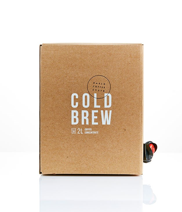 "**Darlo Coffee, Sydney** _Cold brew, $70 for two 2-litre boxes, [darlocoffee.com](https://www.darlocoffee.com/ ""Darlo Coffee"")._"
