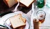 Curtis Stone's homemade white bread