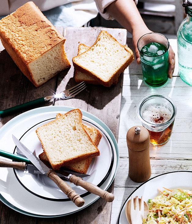 "You've been meaning to make: **bread.** <br/> So make: **[Curtis Stone's homemade white bread.](https://www.gourmettraveller.com.au/recipes/chefs-recipes/homemade-white-bread-8384|target=""_blank""