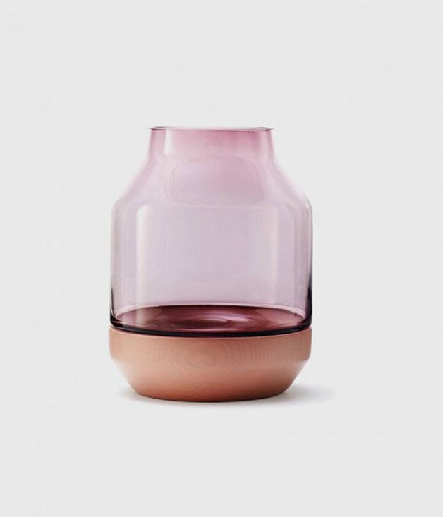 """**Living Edge elevated vase** All those Valentine's flowers will need somewhere to live - and our vote is for this rose-hued [Elevated vase](https://livingedge.com.au/products/elevated-vase-in-rose """"Elevated Vase"""") from Living Edge. _$175_"""