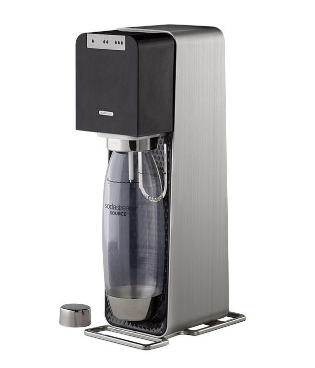 "**Source Sodastream** The latest [Source Sodastream](http://www.sodastream.com.au ""Sodastream"") was designed by Swiss-born industrial designer Yves Behar and features three levels of fizz. Now's your chance to shake things up. _$199_"
