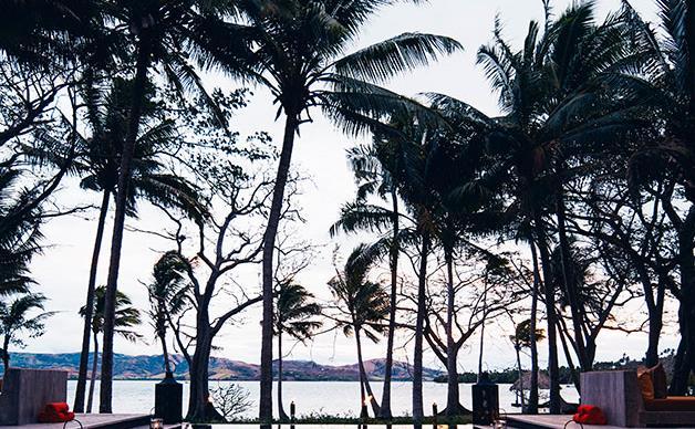 Dolphin Island resort