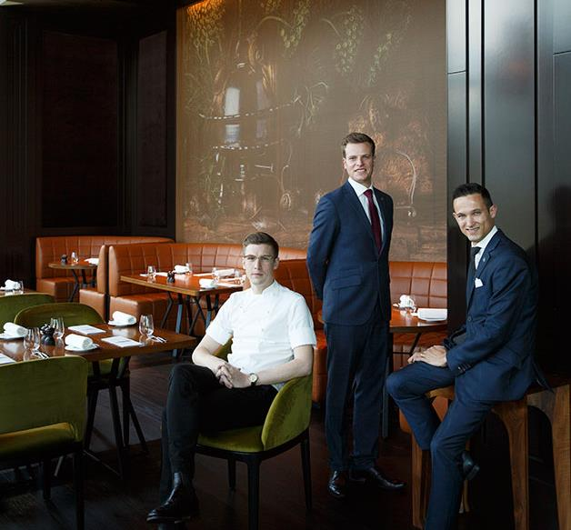 Dinner by Heston Blumenthal, Melbourne review