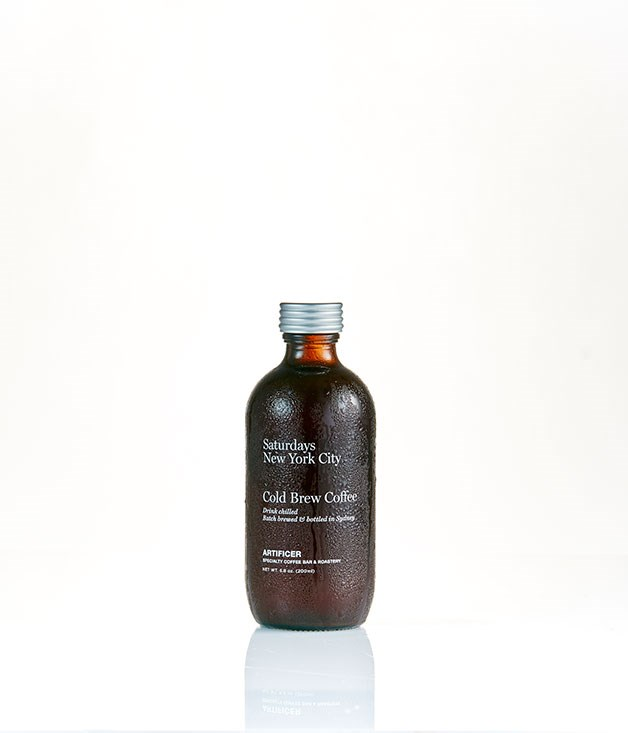 "**Saturdays NYC x Artificer, Sydney** _Cold Brew Coffee, $5 for 200ml, [saturdaysnyc.com](http://www.saturdaysnyc.com/ ""Saturdays NYC"")._"