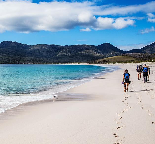 Hiking Tasmania's Freycinet Peninsula