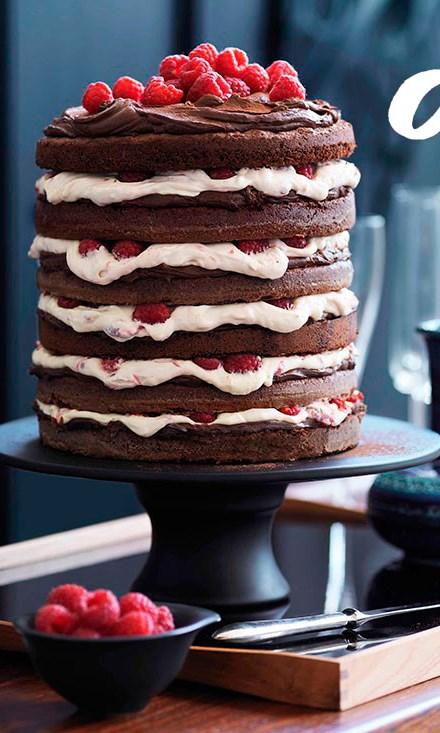 Chocolate Ricotta Cake Gourmet Traveller