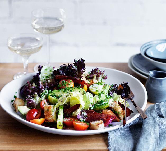 BLAT salad