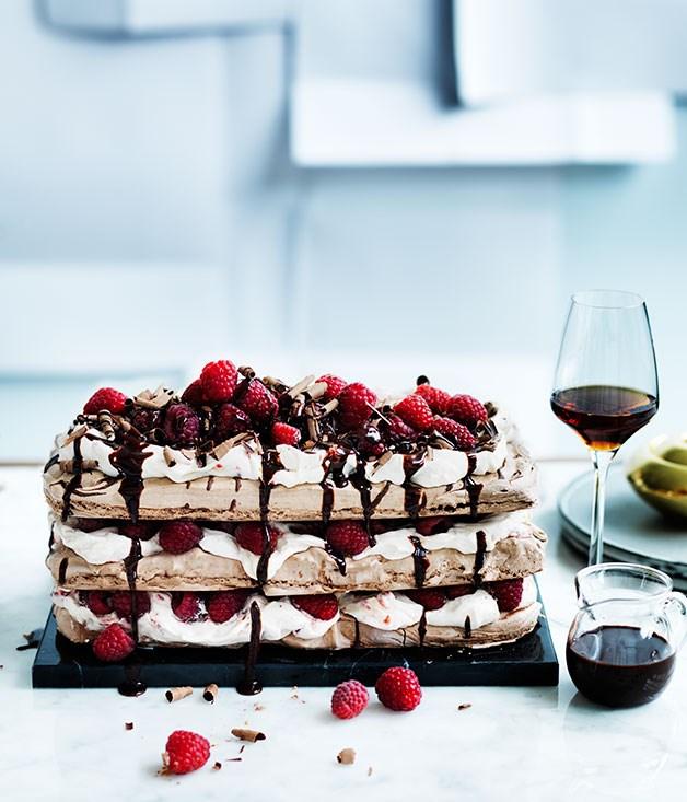 Gourmet Traveller Chocolate Cake