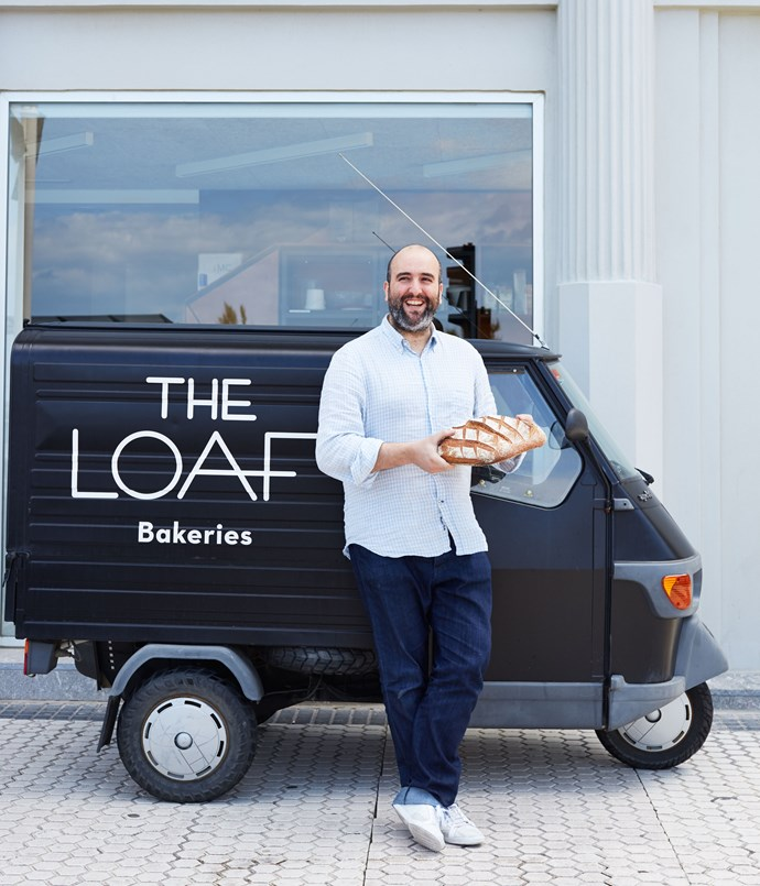 """**The Loaf's CEO Andoni Munduate with a loaf of the bakery's sourdough** These guys opened their bakery maybe six months before Gerald's Bar opened last year, so we're both relatively new additions to our neighbourhood in Gros. I like it because they've got the most modern of bread-making equipment to make the most traditional sourdough, and they're doing it really well. The backbone of the business is crusty, beautiful loaves, but they're also passionate about their coffee, with a barista there full-time, and there's also a little bistro downstairs doing full meals. The same people did a pop-up a few years ago with Dan Lepard \[the acclaimed Australian-born, London-based baker\], and he's been instrumental in encouraging them in their approach to modern baking. It's a great place.  _Zurriola Hiribidea 18, +34 94 326 5030, [theloaf.es](/<a href=""""http:/theloaf.es/"""" rel=""""nofollow""""> theloaf.es</a>)_"""
