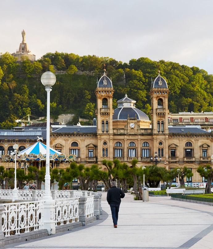 **San Sebastián's city hall**