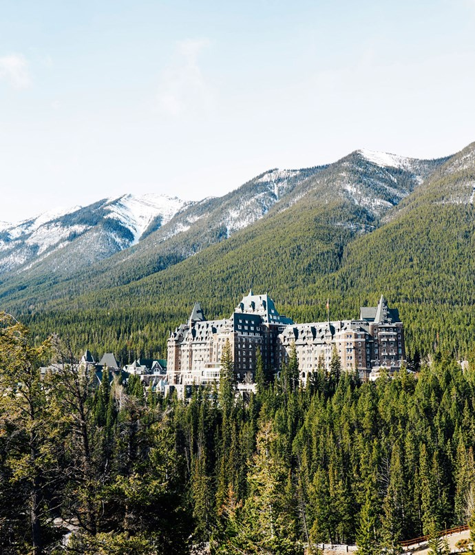 **Fairmont Banff Springs**