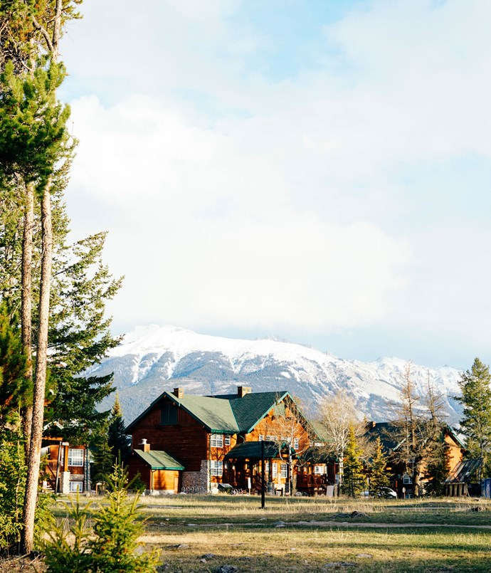 **Fairmont Jasper Park Lodge**