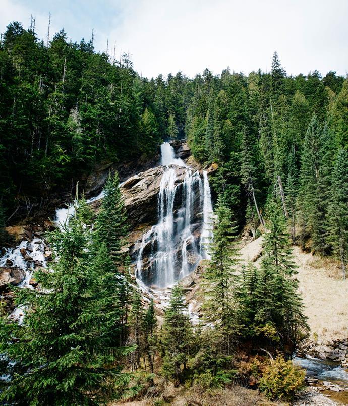**Pyramid Creek Falls**